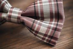 Cravatta a farfalla Fotografia Stock