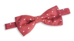 Cravatta rossa Fotografie Stock