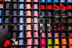 Cravatte Fotografia Stock