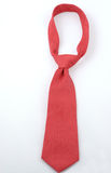 Cravatte variopinte isolate Immagini Stock Libere da Diritti