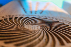 Craven spiral. Stock Photography