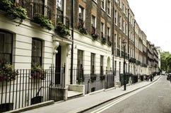 Craven-Straße, London Stockbild