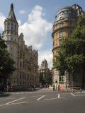 Craven-Straße, London Lizenzfreie Stockbilder