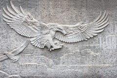 Craving da águia Imagem de Stock