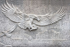 Craving del águila Imagen de archivo