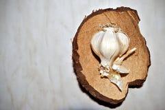 Cravo-da-índia de alho Imagens de Stock