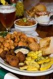 Craw-fish platter