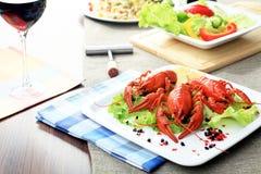 crawfish Стоковые Фото