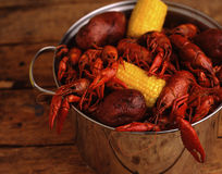 Crawfish Boil Stock Photos