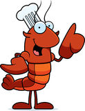Crawfish Chef Idea Royalty Free Stock Photos