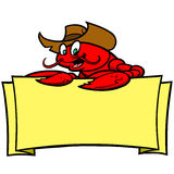 Crawfish Dinner Royalty Free Stock Images