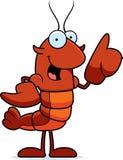 Crawfish Idea Royalty Free Stock Photography