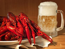 Crawfishes Royalty Free Stock Image