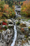 Crawford Notch State Park. White Mountains, New Hampshire Royalty Free Stock Photography