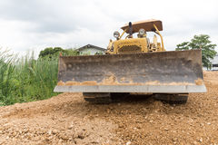 Crawler Loaders working on duty Stock Photography