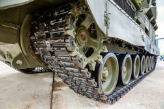 Free Crawler Tracks Of Military Tank Stock Image - 70995861