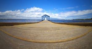 Crawley Łódkowata jata, Perth, zachodnia australia Obrazy Royalty Free