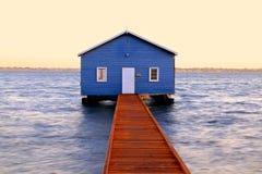 Crawley Edge Boathouse Royalty Free Stock Images