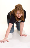 Crawling Stock Photo