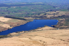 Cray Reservoir, Wales Stock Photo