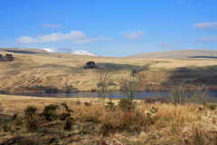 Cray Reservoir Royalty Free Stock Photography