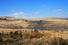 Cray Reservoir Stock Image