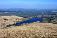 Cray Reservoir, Wales Stock Photography