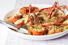 Crayfish. Стоковое Изображение RF