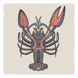 Crayfish2 Στοκ Φωτογραφίες
