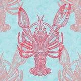 Crayfish3 Στοκ φωτογραφία με δικαίωμα ελεύθερης χρήσης