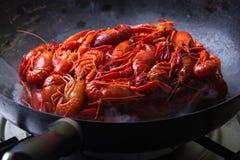 crayfish стоковая фотография