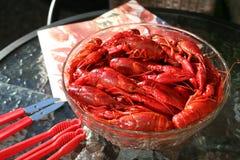 Crayfish Royalty Free Stock Photo