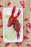 Crayfish party Royalty Free Stock Photos