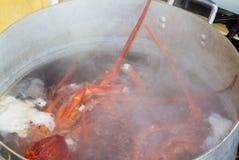 Crayfish Pot Stock Image