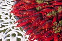 Crayfishes Стоковая Фотография