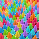 Crayola组装 免版税库存图片