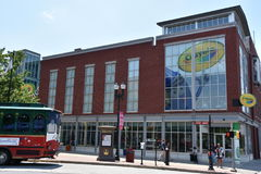 Crayola-Erfahrung in Easton, Pennsylvania Lizenzfreies Stockbild