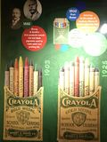 Crayola Experience in Easton, Pennsylvania Royalty Free Stock Photo
