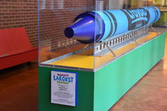 Crayolaervaring in Easton, Pennsylvania Royalty-vrije Stock Fotografie