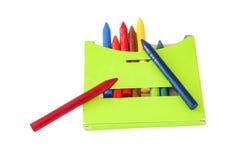 Crayon масла Стоковая Фотография RF
