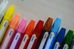 crayon Arkivfoton