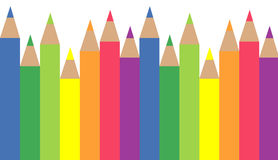 Crayon. Color is illustration by Illus9 Vector Illustration