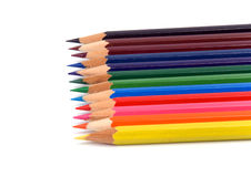 Crayon Stock Photo