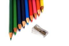 Crayon Stock Image
