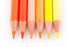 Crayon Photos libres de droits