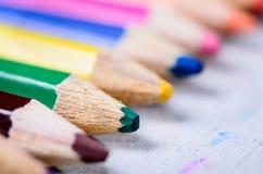 Crayon. Stock Image