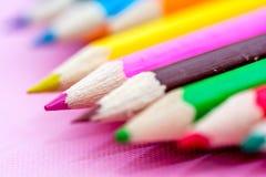 Crayon Photo libre de droits