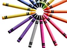 crayon Royaltyfri Foto