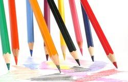 Crayon 7 Royalty Free Stock Image