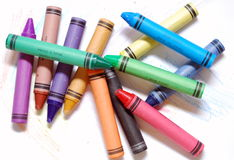 Crayon Stock Images